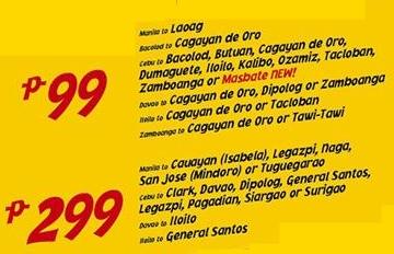 Cebu Pacific Promo August, September, October 2013