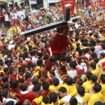 Black Nazarene in Quiapo