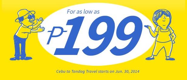 Cebu Pacific Promo Fare