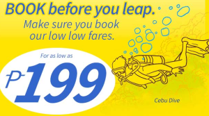 Cebu Pacific Piso Fare 2014
