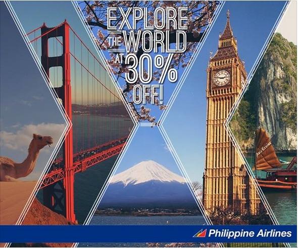 Philippine Airlines Piso Fare Promo