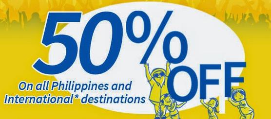 Cebu Pacific Piso fare