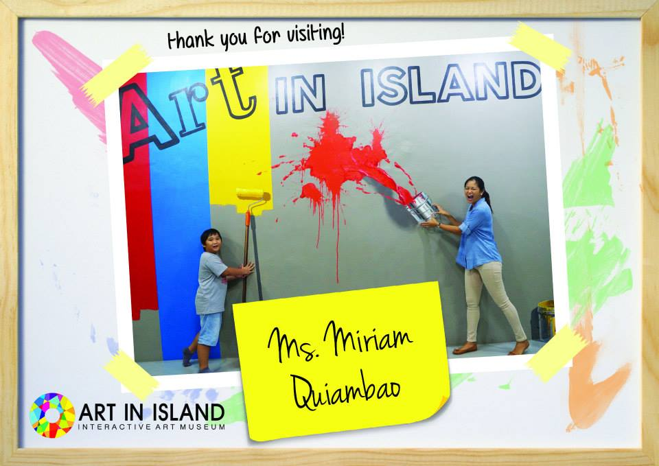 Art in Island Celebrity