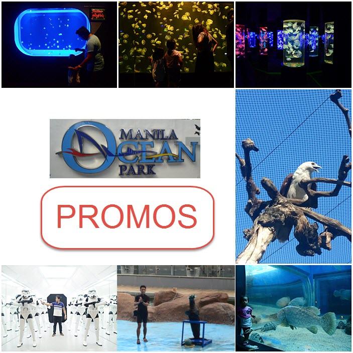 Manila Ocean Park 2016 PROMO
