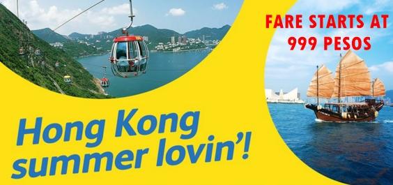 Piso fare to Hong Kong