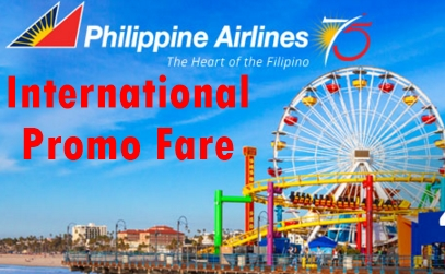 Philippine Airlines Promo Fare