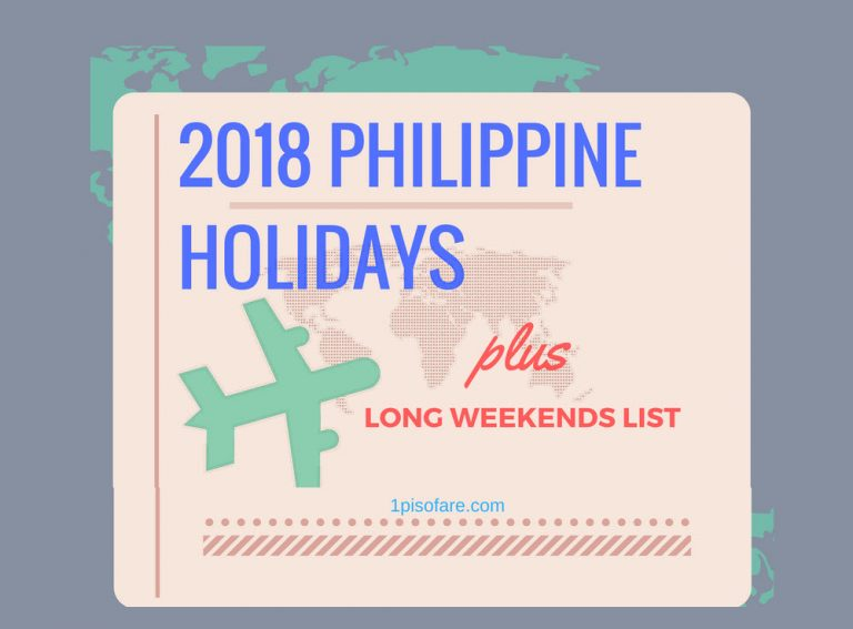 Holy Week 2018 Philippines