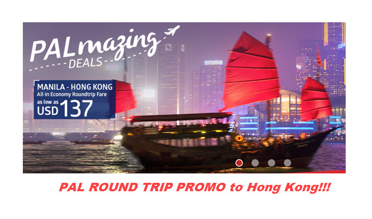 Philippine airlines manila to hong kong promo 2017