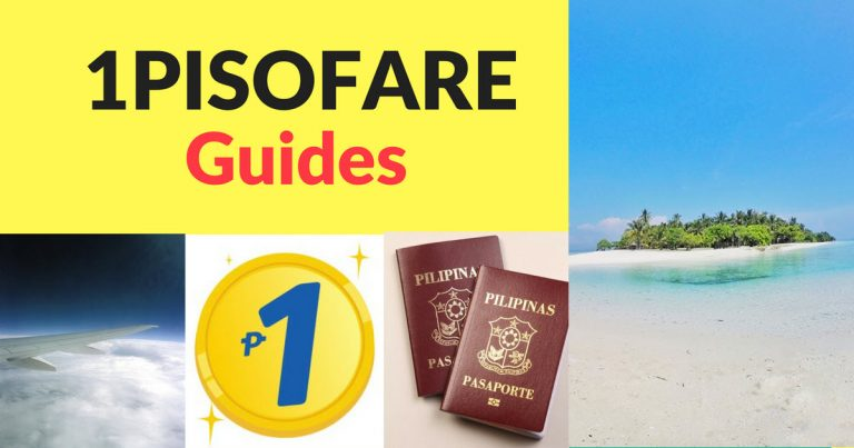 1PISOFARE Guides Booking Tips