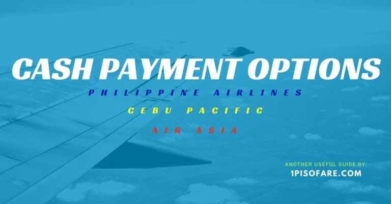 Cash Payment Options for Airlines