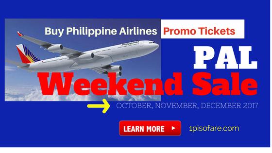 PAL amazing weekend sale november december 2017