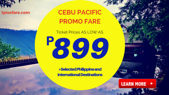 cebu pacific promos january, february, march 2018 domestic and international