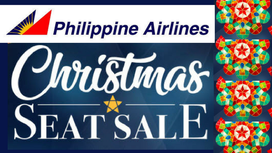 Philippine Airlines Christmas Promos