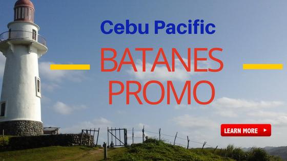 Cebu Pacific Batanes Promo