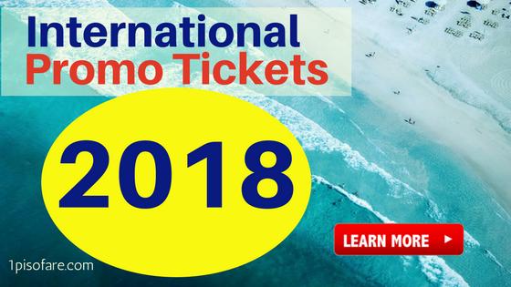 international promo 2018
