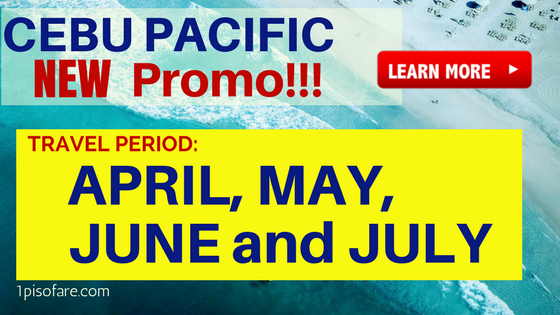 cebu pacific new promo 2018