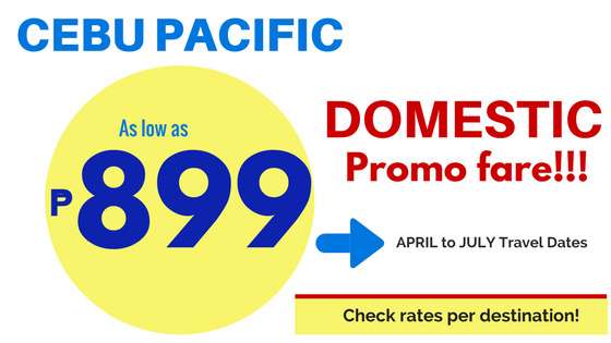 cebu pacific promo domestic 2018