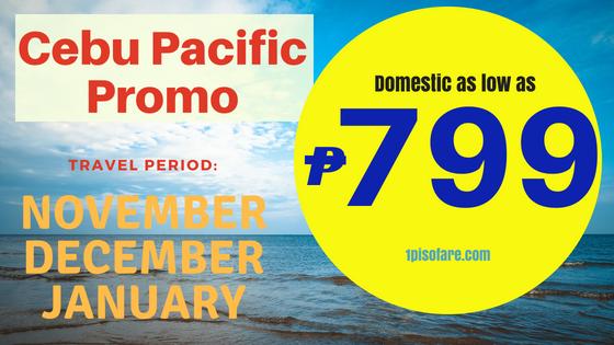 cebu pacific promo january 2019