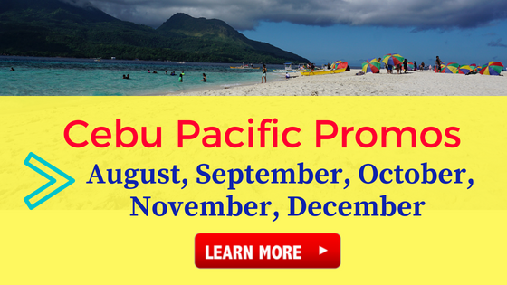 cebu pacific promos until december 2018