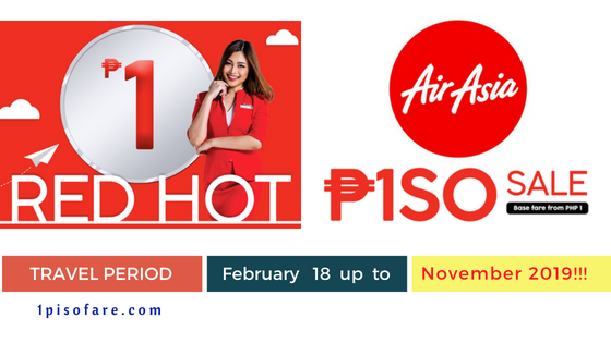 red hot piso sale 2018 to 2019