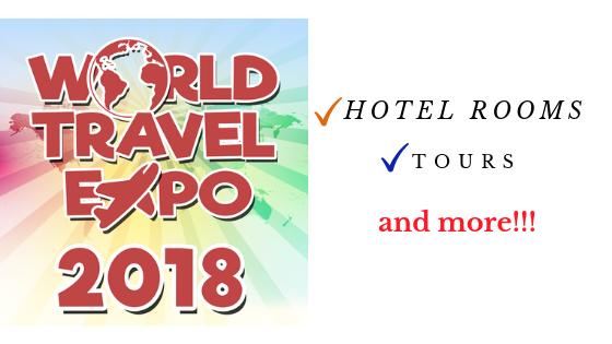 world travel expo manila 2018