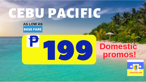 cebu pacific promos january to april 2019