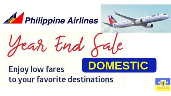 Philippine Airlines Year End Sale