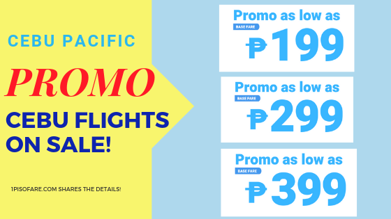 cebu flights promo 2019
