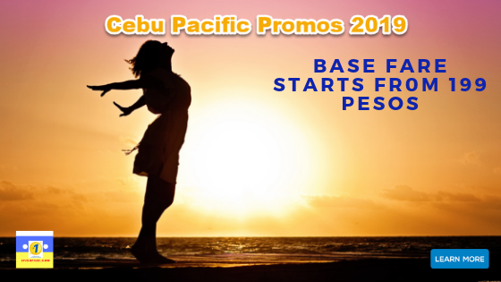 Cebu Pacific Piso Sale