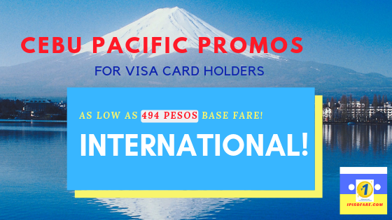 Cebu pacific promo international until december 2019