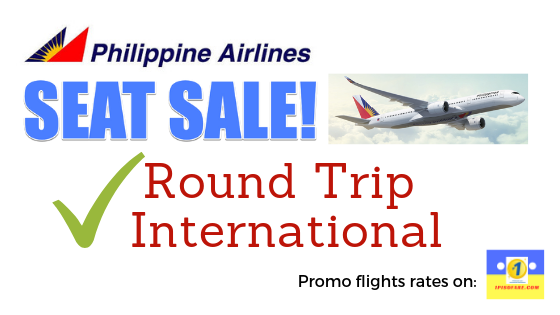Round Trip International pal promos 2019