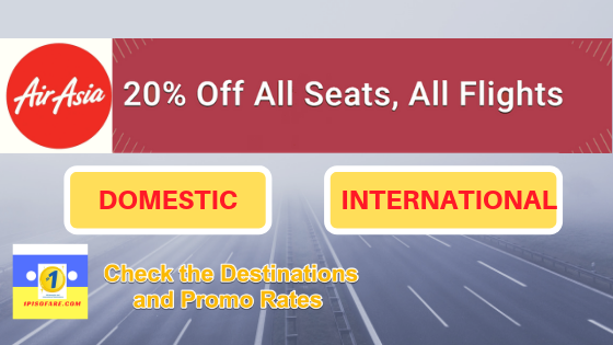 air asia promo 20% discounts