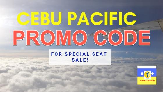 cebu pacific promo code 2019