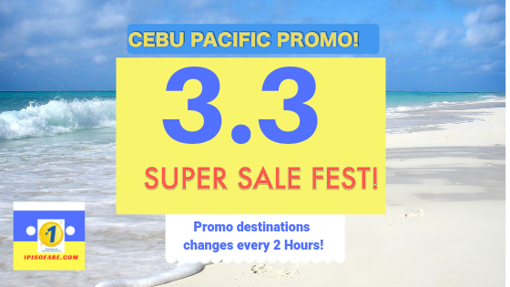 3.3. sale promo cebu pacific
