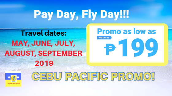 pay day fly day promo