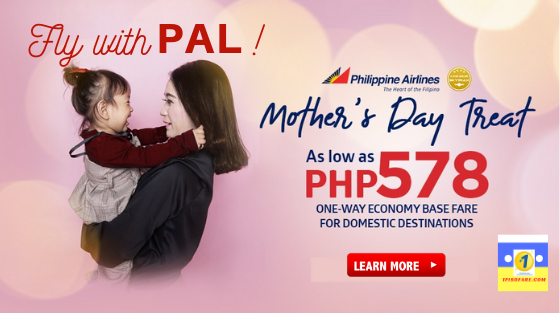 pal mothers day treat promo